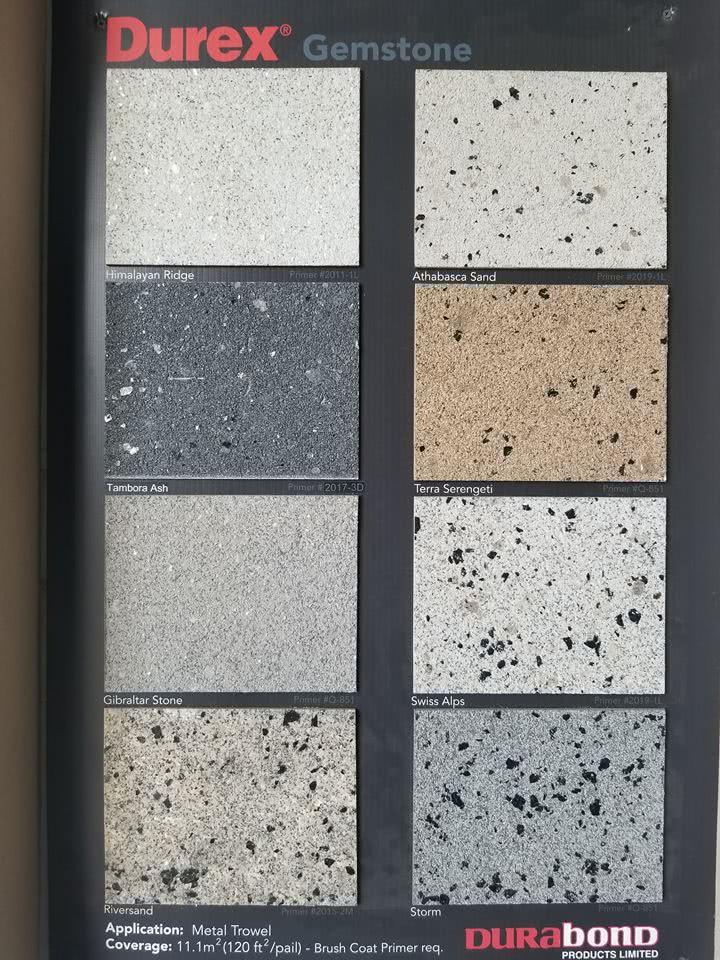 Durex Gemstone Material